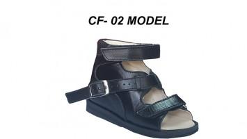 Ters Bot Sandalet Model CF-02