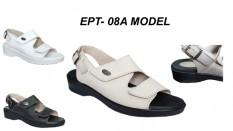 Bayan Topuk Dikeni Sandaleti Model EPT-08A