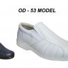 Erkek Deri Ortopedik Hastane Ayakkabısı OD-53