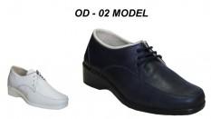 Ortopedik Bayan Hastane Doktor Ayakkabısı OD-02