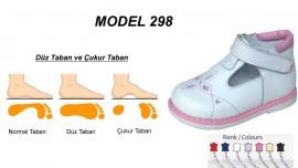 Çoçuk Düz Taban Ayakkabısı Model 298