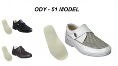 Şeker Hastaları için Yazlık Ayakkabı Erkek ODY-51