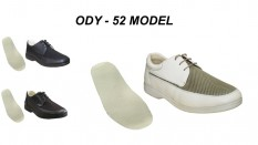 Bağcıklı Diyabet Ayakkabısı Erkek ODY-52