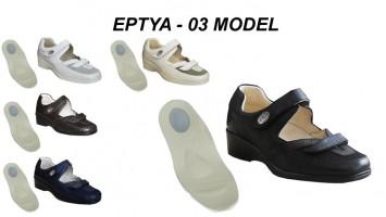 Bayan Topuk Dikeni Yürüyüş Ayakkabısı EPTYA-03