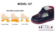 Düz Taban Çocuk Ayakkabısı Model 127