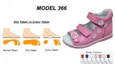 Düz Taban Sandalet Çoçuk Model 366
