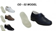 Diyabet Ayakkabısı Bayan OD-02
