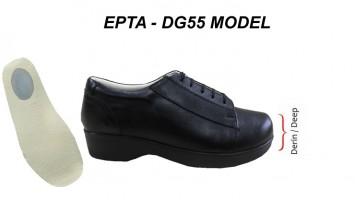 Erkek Topuk Dikeni Ayakkabısı Ekstra Geniş ve Derin
