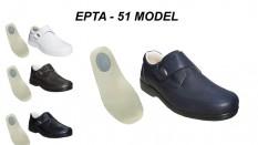Topuk Dikeni Ayakkabisi Erkek Model EPTA-51