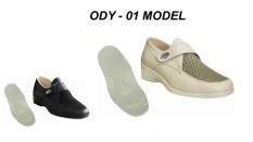 Hac ve Umre Ayakkabisi Bayan Model ODY-01