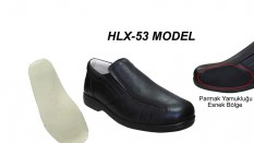 Halluks Valgus Parmak Yamukluğu Ayakkabi Erkek HLX-53
