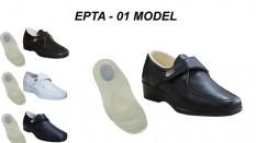 Topuk Dikeni Ayakkabisi Bayan Model EPTA-01