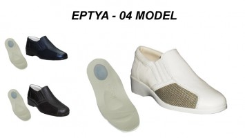 Topuk Dikeni Yazlık Bayan Ayakkabı EPTYA-04