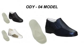 Yazlık Ortopedik Diyabet Ayakkabısı Bayan ODY-04