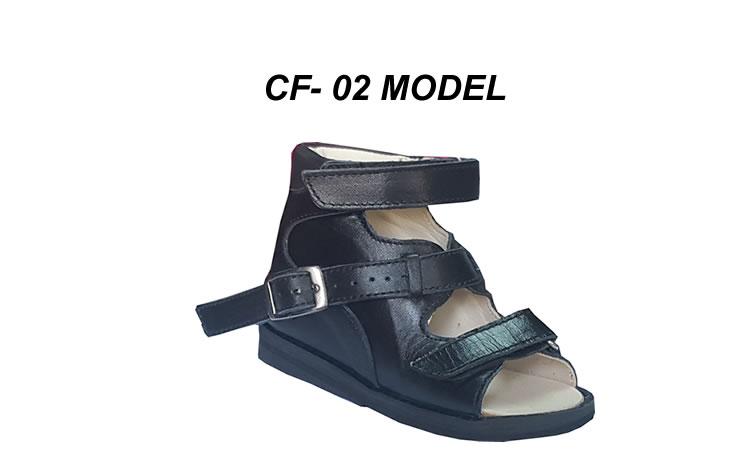 Anti varus CTEV sandals
