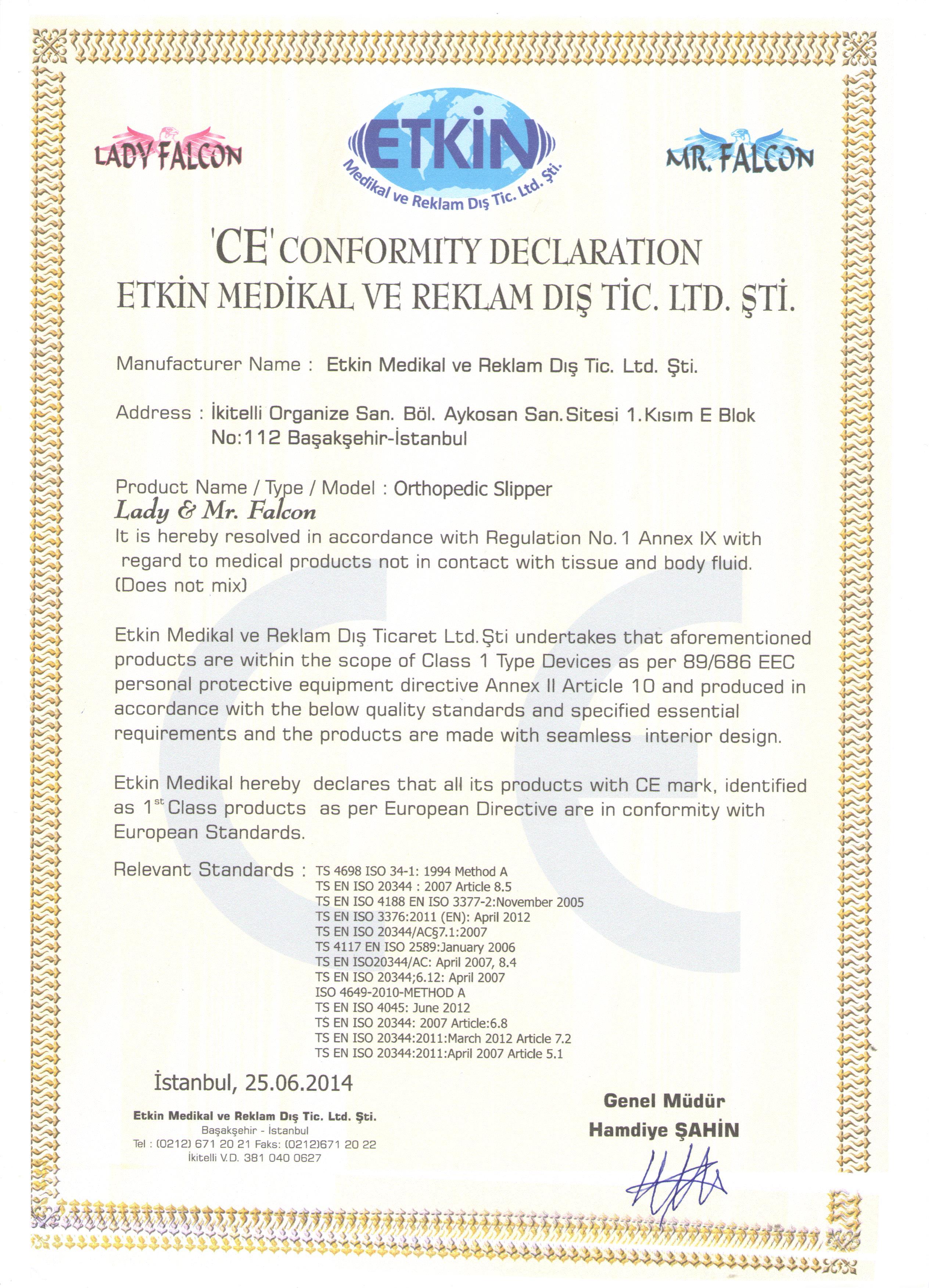 Ortopedik_Terlik_CE_Deklerasyonu
