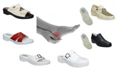 Topuk Dikeni Terlik ve Ayakkabısı