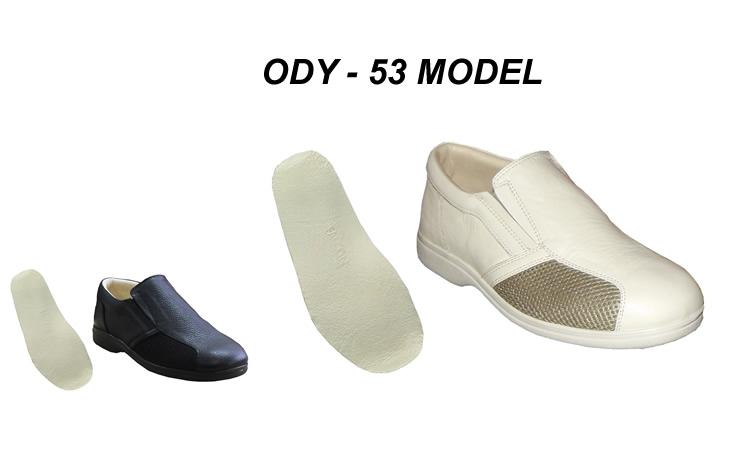 Erkek Ortopedik Deri Hac Umre Ayakkabi Modelleri ODY-53