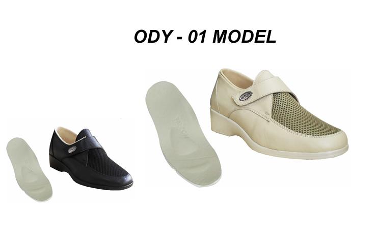 Hac ve Umre Ayakkabisi Bayan Model ODY01