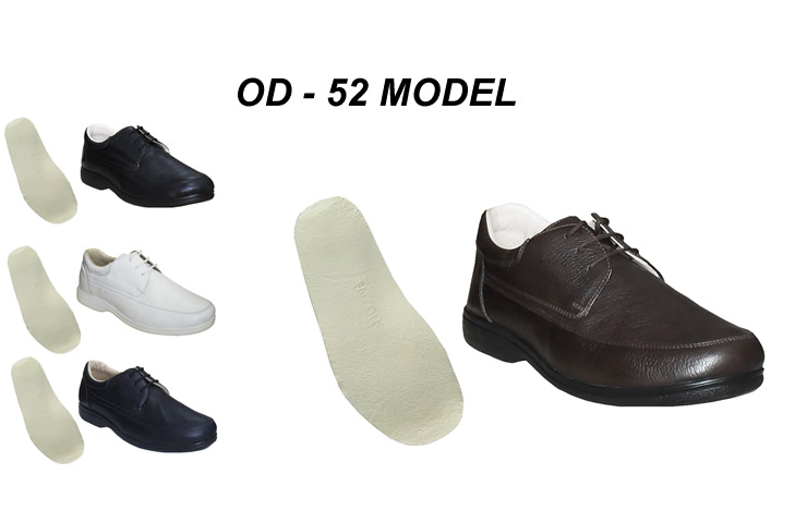 Klasik Diyabet Ayakkabısı Erkek OD-52