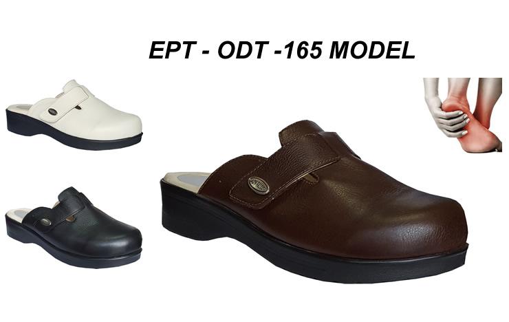Ortopedik Diyabet ve Topuk Dikeni Terliği Bayan EPT-ODT-165