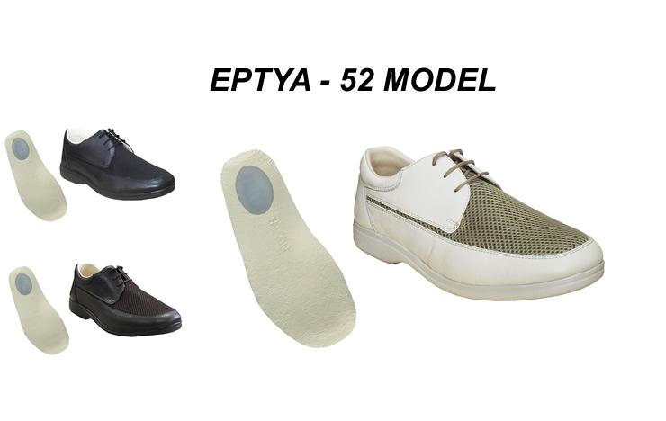 Plantar Fasciitis Erkek Yazlık Ayakkabı EPTYA-52
