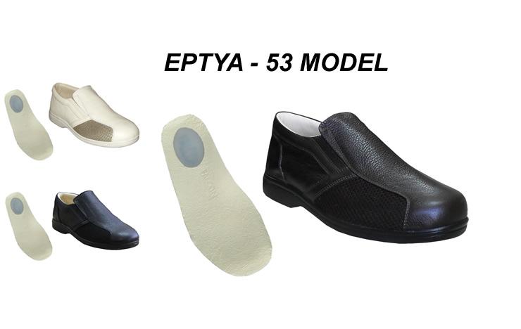 Topuk Ağrısı İçin Ayakkabı Erkek EPTYA-53