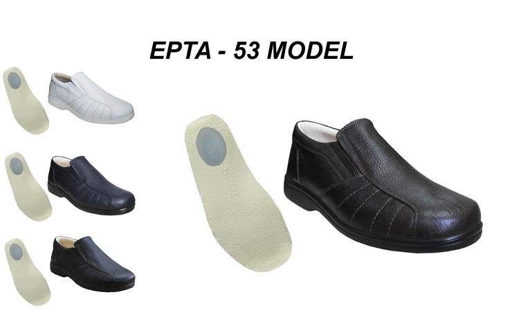 Topuk Dikeni Ağrısı için Ayakkabı Erkek Model EPTA-53