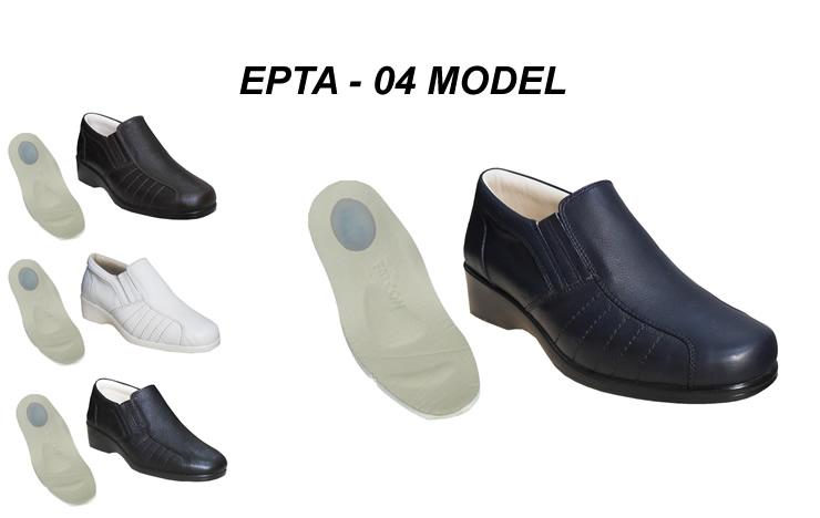 Topuk Dikeni Ortopedik Bayan Ayakkabısı EPTA-04