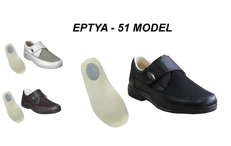 Topuk Dikeni Yazlık Erkek Ayakkabı EPTYA-51