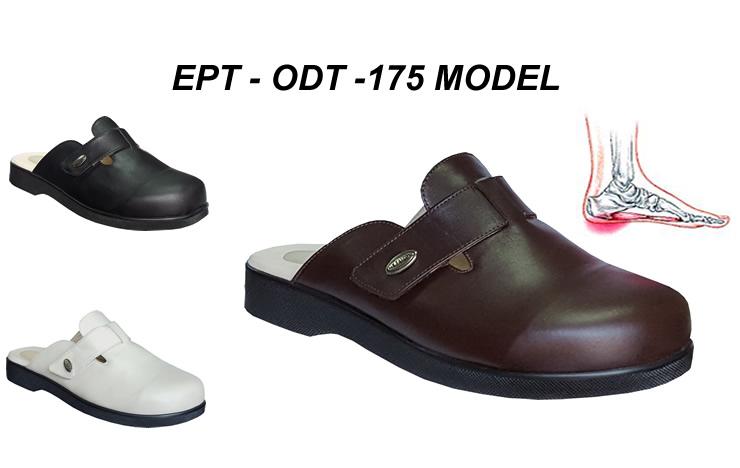 Topuk Dikeni ve Şeker Hastaları için Erkek Terlik EPT-ODT-175
