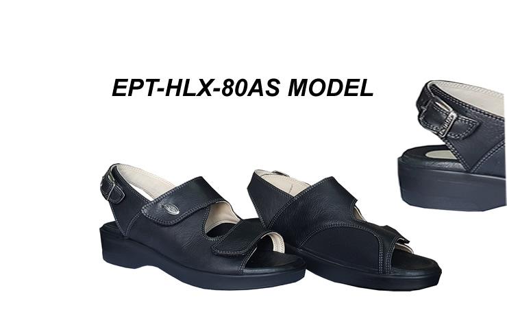 Topuk dikeni ve halluks valgus sandaleti EPT-HLX-80AS