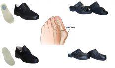 Halluks Valgus Ayakkabı ve Terlikleri